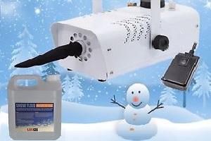 Snow Machines