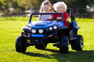 Kids Ride On Vehicles